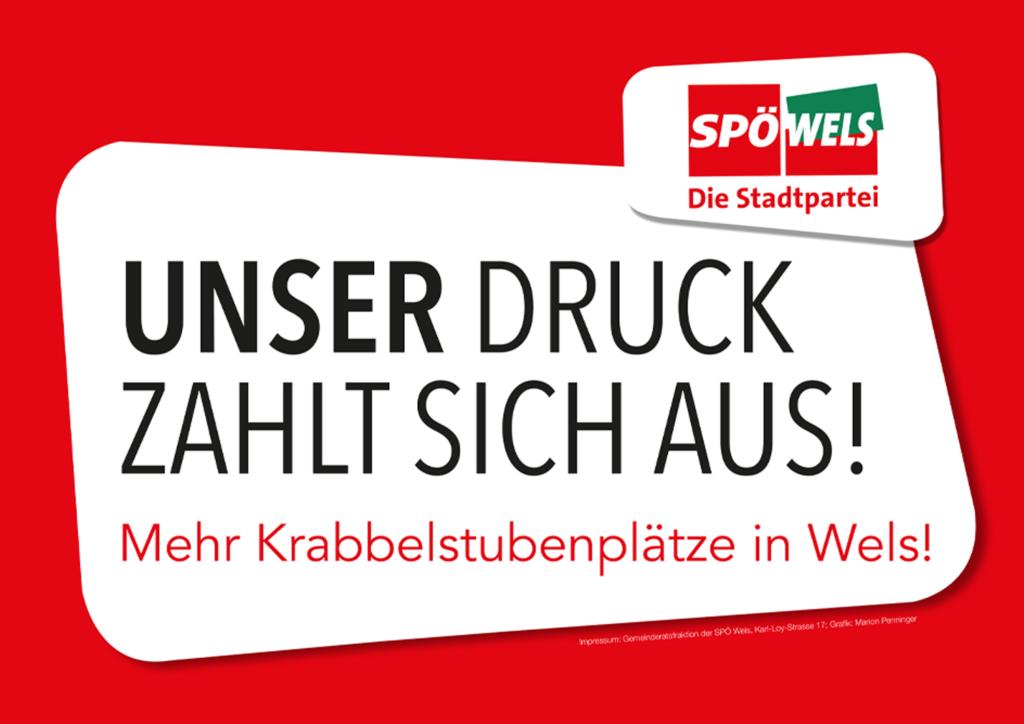Plakat A1, SPÖ